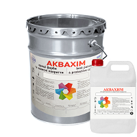Алюминиево-полиуретановая композиция АКВАХИМ АПК серебрянка
