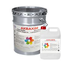 Наливной эпоксидно-полиуретановый пол АКВАХИМ ЭПК