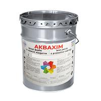 Эмаль АКВАХИМ ЕГ-УА-118 однокомпонентная быстросохнущая алкидная